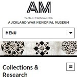 Auckland Museum launches new online collection