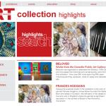 Dunedin Public Art Gallery wins MAPDA award for best website