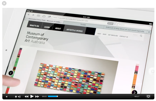 Showcasing the AGNSW & MCA collections