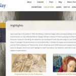 McNay Art Museum – new collection website