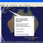 Integration with Google Earth and Google Maps!