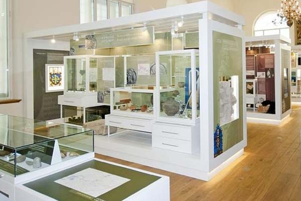 Abingdon County Hall Museum - interior