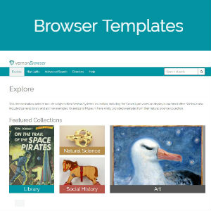 Browser templates