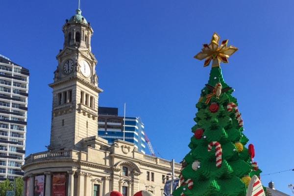 Aotea Square, Auckland