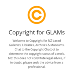 Copyright for GLAMs