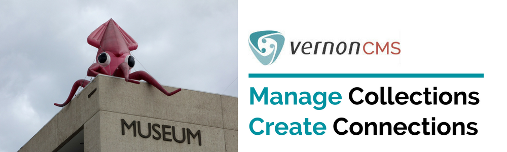 Vernon CMS Manage Collections Create Connections