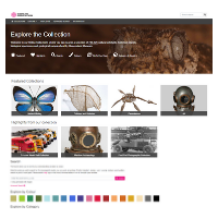 Queensland Museum Online collection