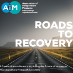 AIM Virtual Conference – Roads to Recovery – 18 and 19 June