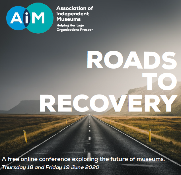 AIM Virtual Conference. Roads to recovery