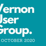 Vernon User Group 2020