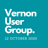 Vernon User Group meeting. 12 October 2020
